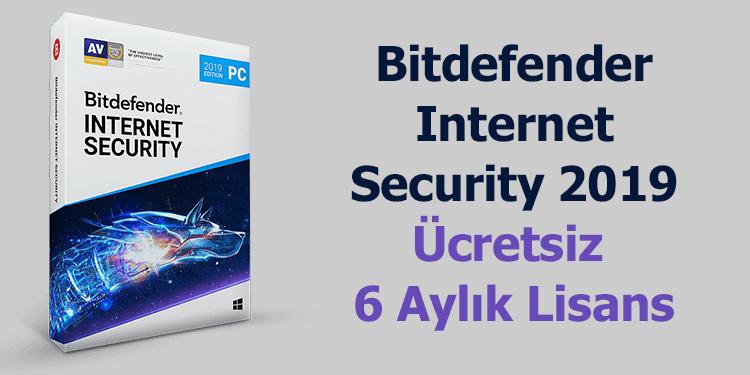 bitdefender internet security 2019 cretsiz 6 ayl k lisans. Black Bedroom Furniture Sets. Home Design Ideas