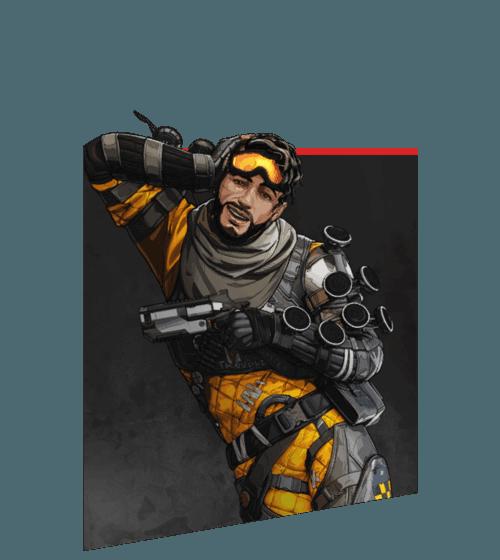 Apex Legends Mirage Özellikleri ve Yetenekleri