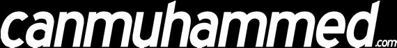 canmuhammed.com logo v2